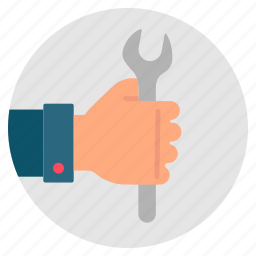 configuration, fix, maintenance, repair, service, tool, wrench icon