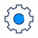 configuration, setting, business, gear, settings icon
