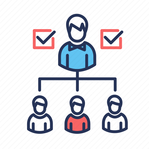 appointment, delegating, plan, schedule, strategy, tasks icon
