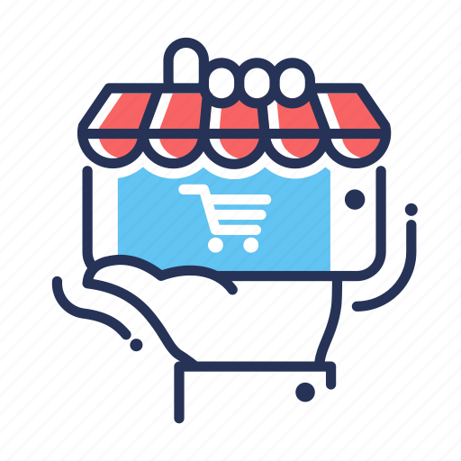 bag, cart, commerce, ecommerce, shop, shopping, store icon