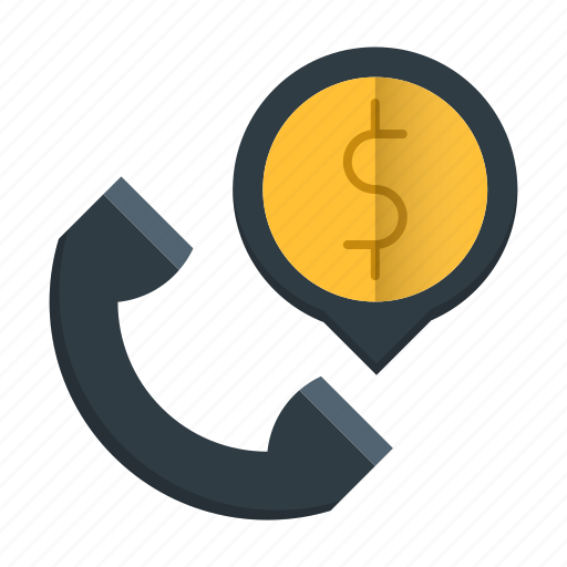 business, call, communication, contact icon