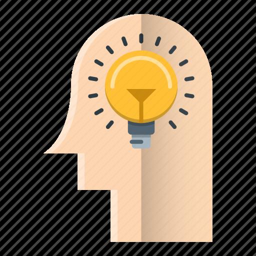 business, creative, idea, innovation icon