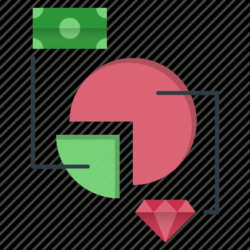 analytics, business, data, infographic icon