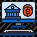 bank, online, money, financial, internet, banking