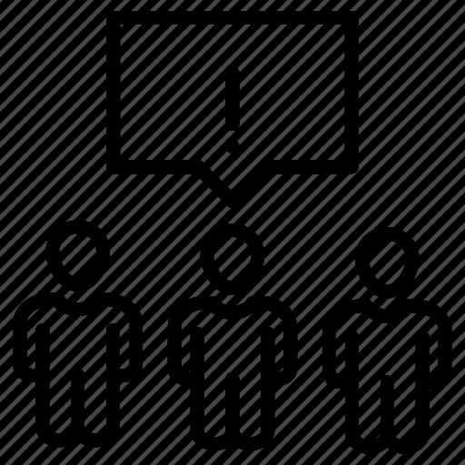 avatar, employee, error, warning icon