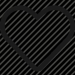 bookmark, dating, fav, favorite, heart, like, love icon