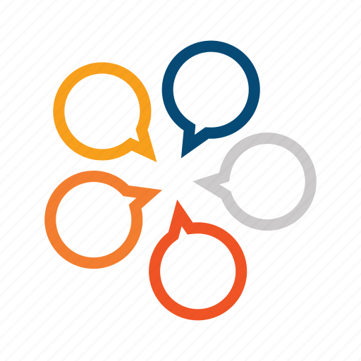briefing, communicate, conference, congress, discussion, forum, international, meeting, multicultural, multiculture, multilanguage, review, together icon