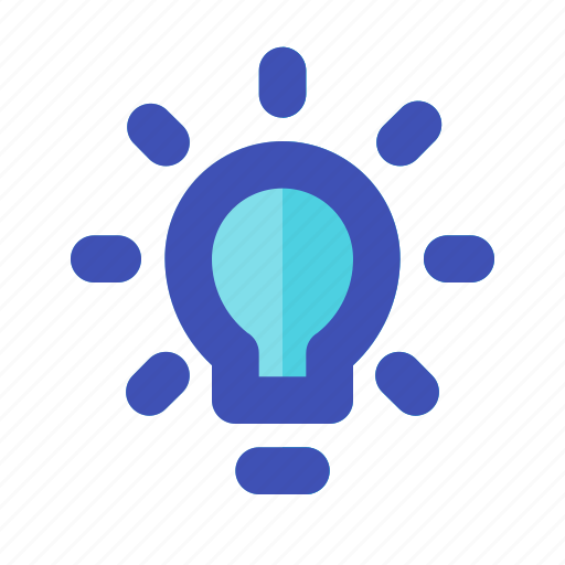 Bulb, business, career, idea, lamp, light, management icon - Download on Iconfinder