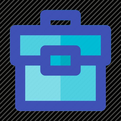 bag, briefcase, business, career, case, management, suitcase icon