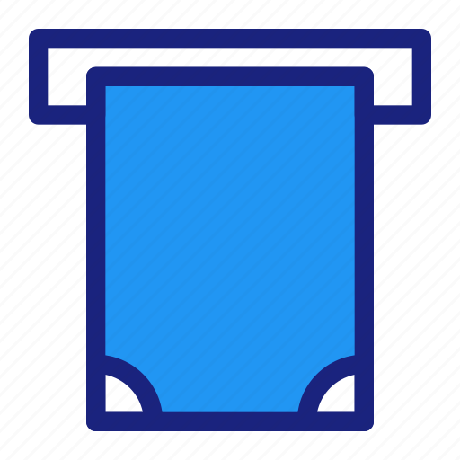 atm, business, dollar, money, payment icon