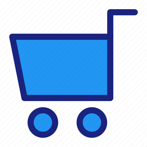 business, management, market, mart, shopping, trolley icon