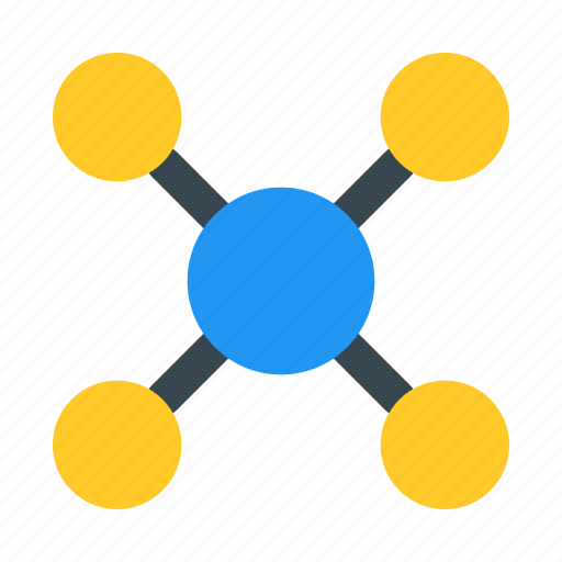 business, company, management, network, teamwork icon