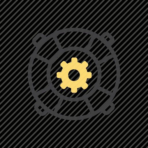 customer, marketing, service, support icon