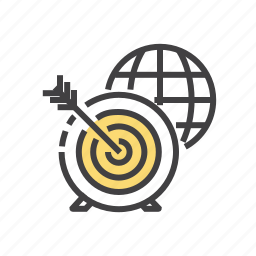 business, communication, global, internet, marketing icon