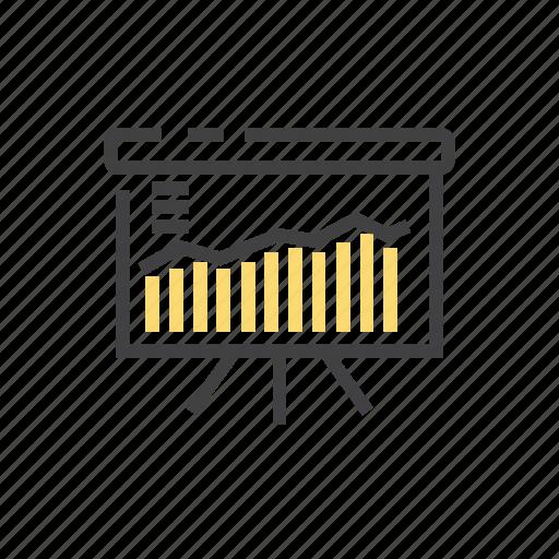 analysis, analytics, business, chart, market, marketing icon