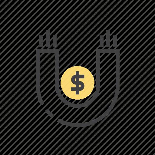 business, finance, income, marketing, revenue icon