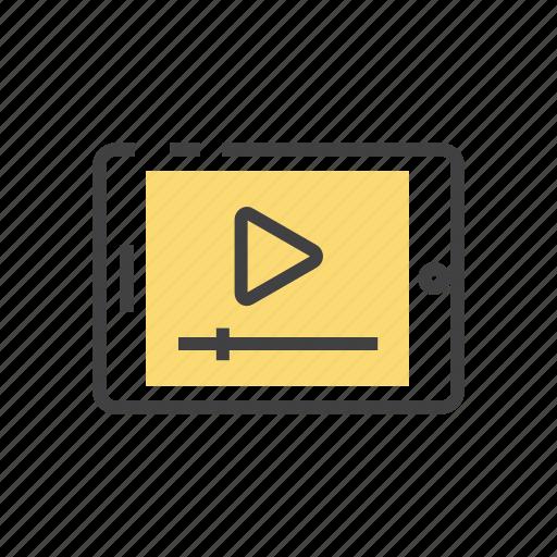 camera, marketing, media, multimedia, video icon