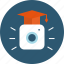 coaching, education, elearning, instagram, learning, seminar, training, workshop icon