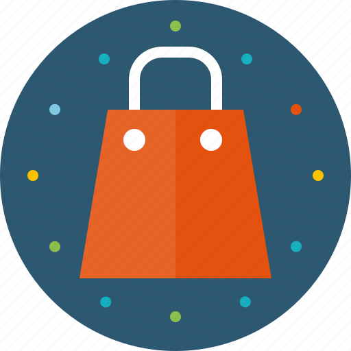 bag, bag ×buy ×cart ×package ×sale ×shopper ×shopping ×store, buy, order, purchase, recommend, service, shopper, shopping, store icon