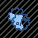 percentage, price, sale, sticker icon