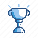 achievement, cup, reward, trophy icon