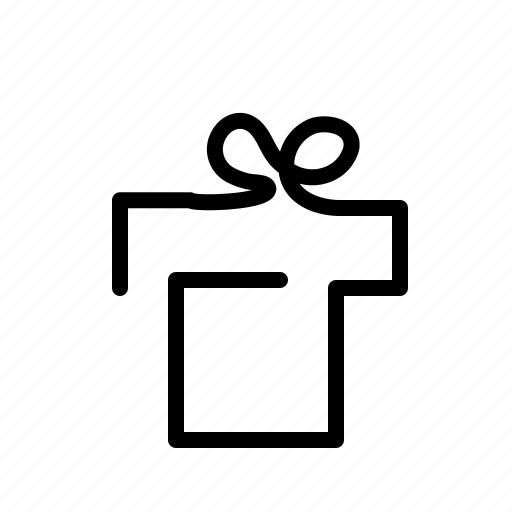 box, delivery, gift, present icon