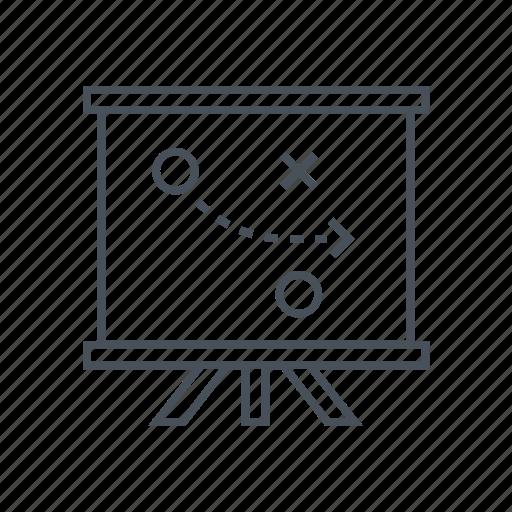 board, explaining, sketch, strategic, strategic plan, strategy, tactics icon