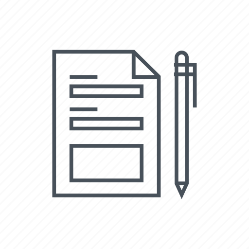 connection, contact form, contract, registration, send, support icon