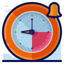 clock, deadline, time, timer icon
