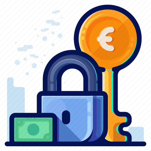 Currency, euro, financial, savings icon - Download on Iconfinder