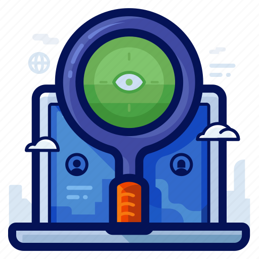 Business, find, magnifier, online, search icon - Download on Iconfinder