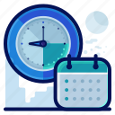 appointment, business, calendar, schedule, time icon