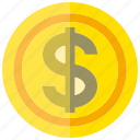 coin, money icon