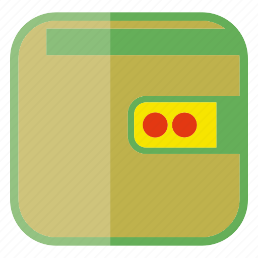 money, purse, wallet icon
