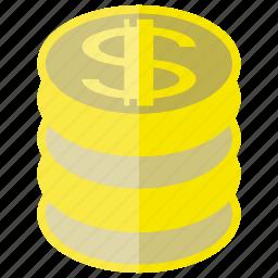 fund, money, saving icon