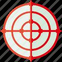 dart, target icon