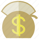 fund, money, purse icon