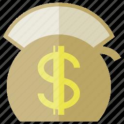 fund, money, purse icon