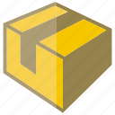 box, storage icon