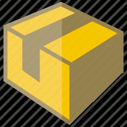 box, storage icon