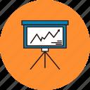 analysis, business, chart, diagram, marketing, pie, seo icon