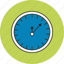 business, clock, finance, marketing, time, timer, weight icon