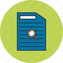 business, documents, files, page, paper, scanner, seo icon