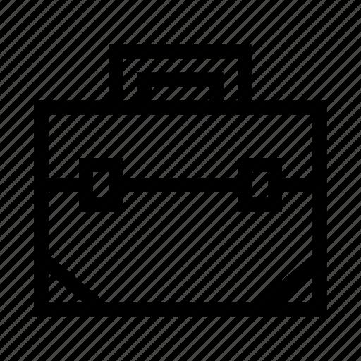 briefcase, business, finance, office, work icon