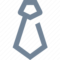 business, businessman, clothing, neck, office, tie icon