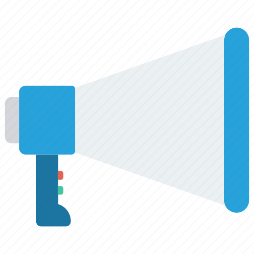 Ads, loud, marketing, megaphone, speaker icon - Download on Iconfinder