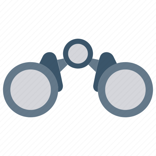 binocular, find, telescope, view, zoom icon