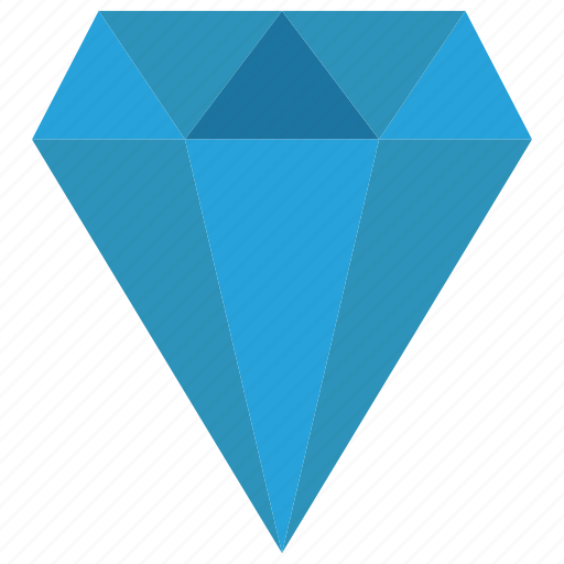 Crystal, diamond, finance, jewelry, stone icon - Download on Iconfinder