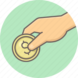 business, cashback, cashout, credit, currency, money, request icon