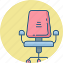 boss, business, businessman, businessmen, chair, decision icon